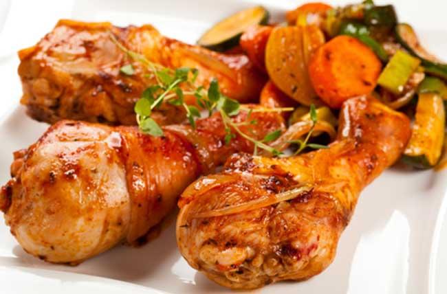 鸡肉的营养价值