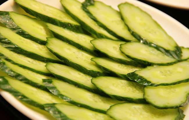 黄瓜的营养价值及作用功效