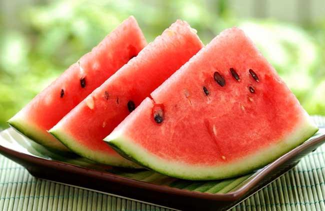 西瓜的营养价值
