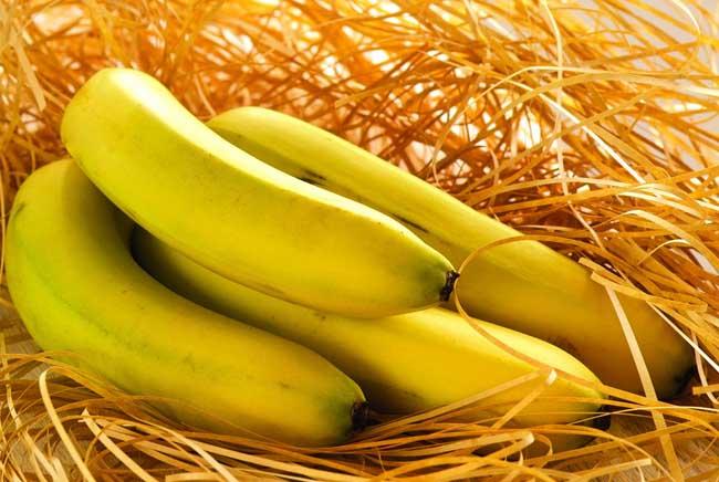 空腹吃香蕉