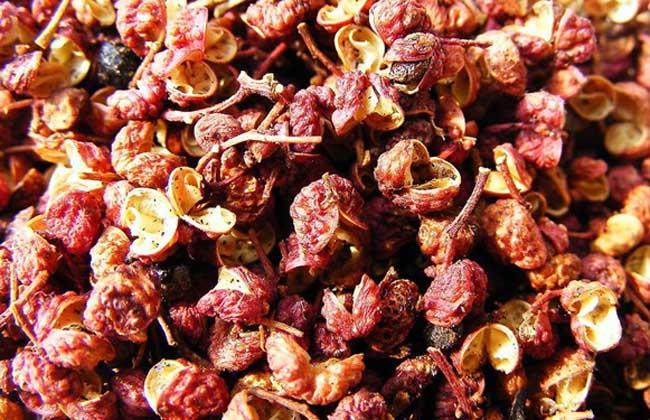 花椒油的制作方法