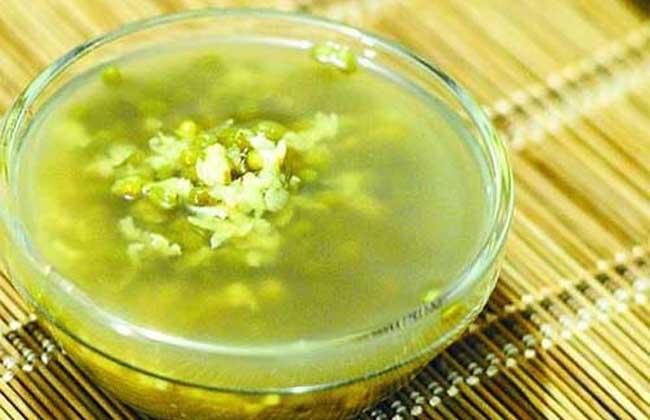 孕妇能喝绿豆汤吗