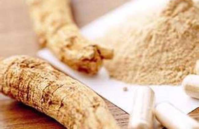 白芨粉的功效与作用及禁忌