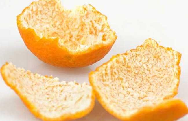 柑橘皮作饲料添加剂的分析和使用方法