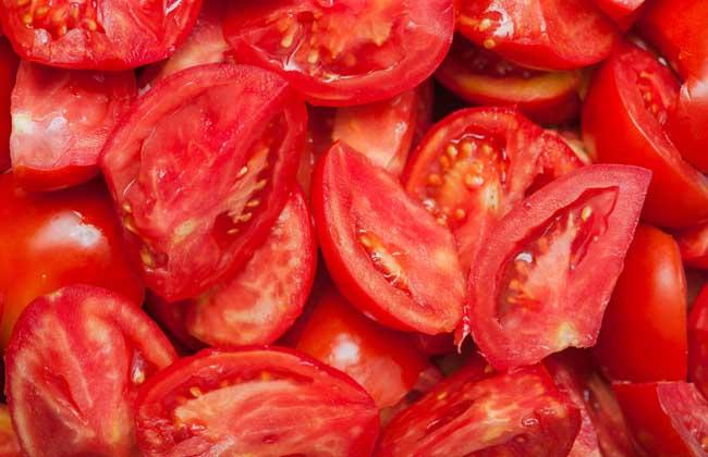 空腹吃西红柿好不好?