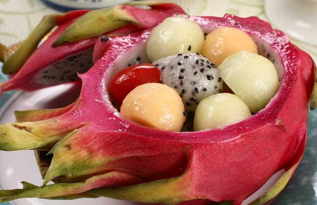 吃火龙果的好处和坏处