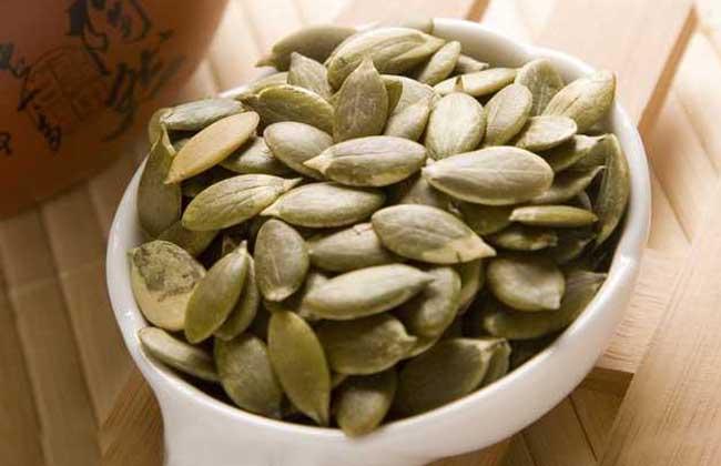 南瓜子的营养价值及副作用