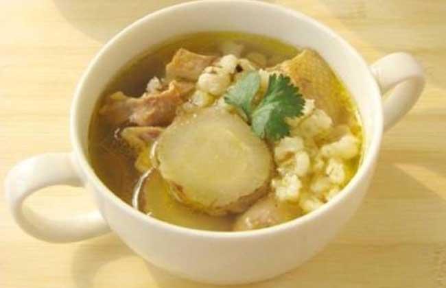 白芷可以煲汤吗