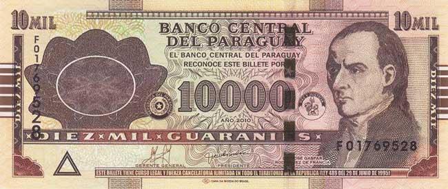 巴拉圭瓜拉尼