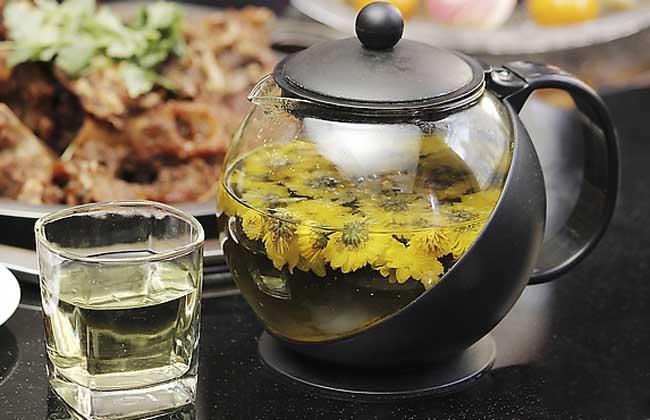 孕妇能喝菊花茶吗?