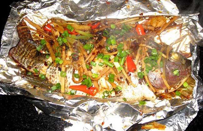 锡纸烧烤-罗非鱼的做法大全