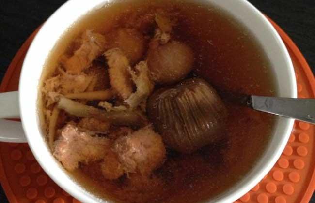 太子参瘦肉汤的做法