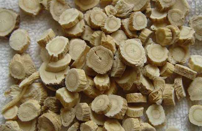 黄芩的产地分布