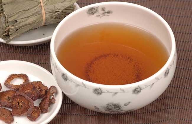 决明子荷叶茶的功效与做法