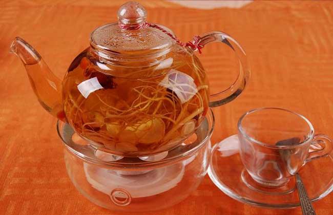 茉莉蜜茶1升图片