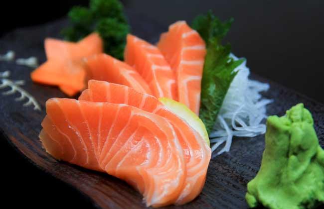 三文鱼的做法大全