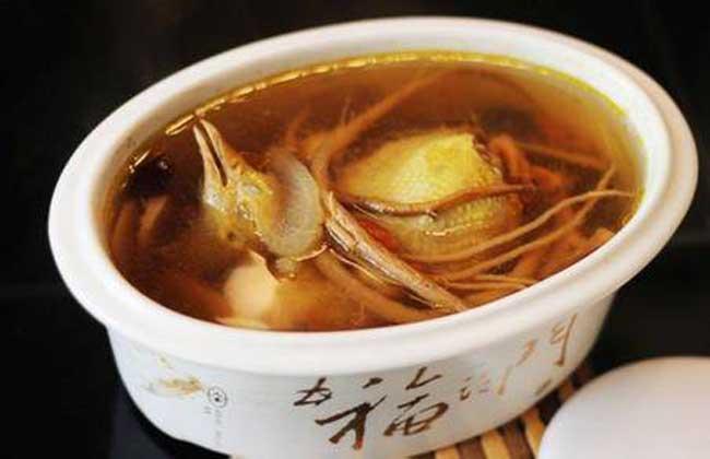 三七党参黄芪炖鸡汤