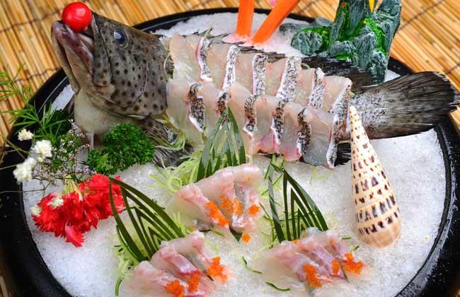 石斑鱼的做法大全
