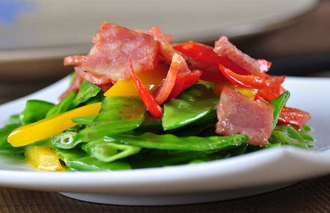 扁豆炒肉的做法大全