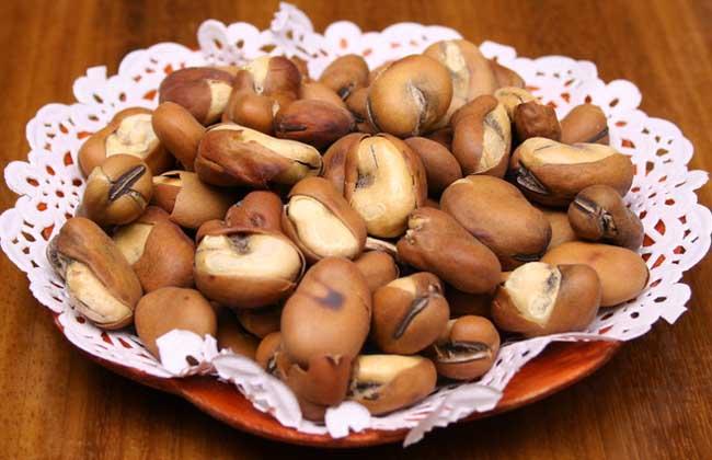 蚕豆的做法大全