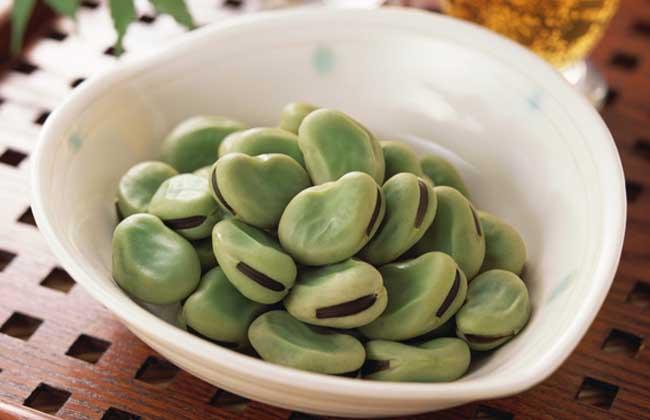 新鲜蚕豆的保存方法