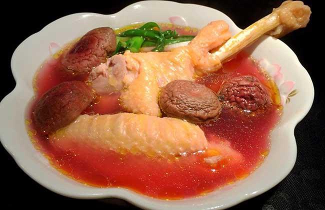 红菇鸡汤的做法大全
