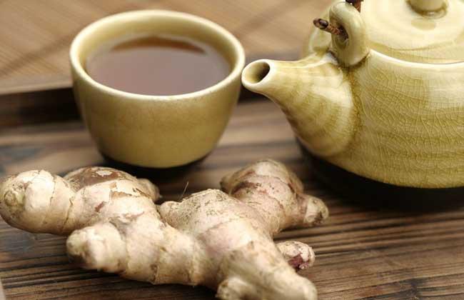 生姜红糖水的作用