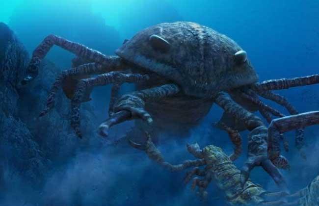 巨型海洋蝎子