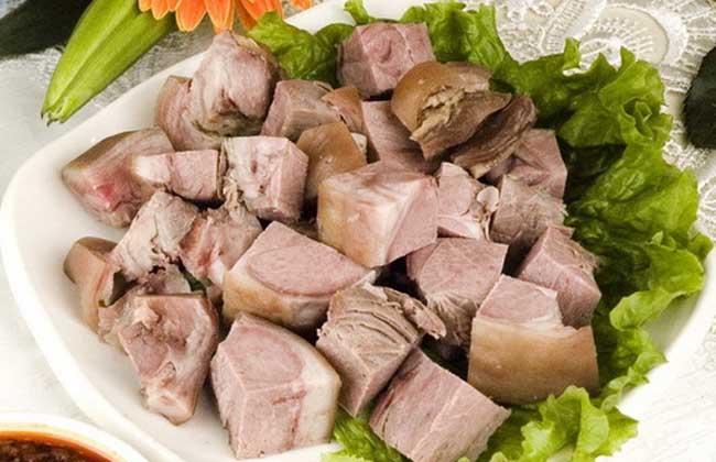 狗肉的营养价值