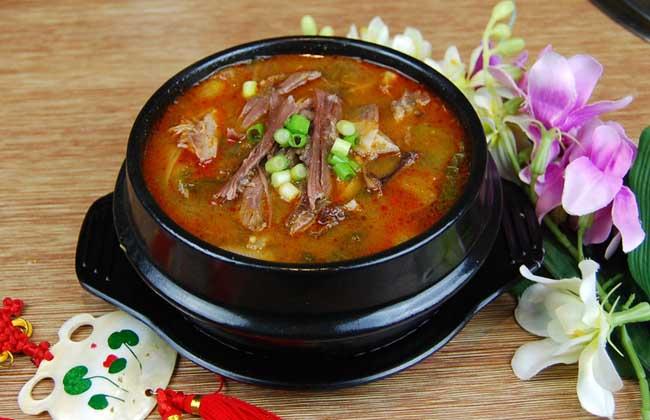 壮阳狗肉汤