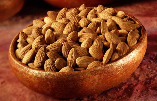杏仁的食用方法