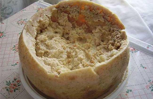 意大利蛆乳酪