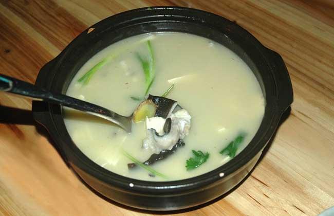 花胶鹌鹑汤