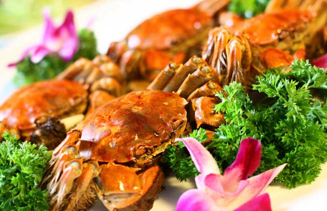 大闸蟹怎么吃