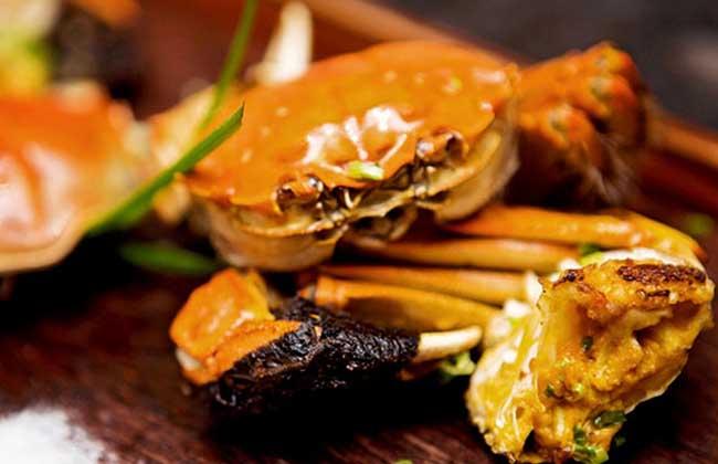 大闸蟹的营养价值
