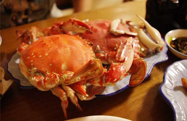 梭子蟹的营养价值