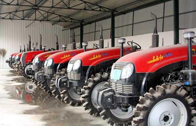 农业设备租用