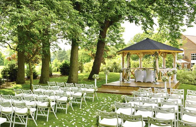 婚礼及活动场地经营