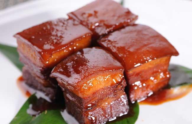 红烧肉的食用禁忌