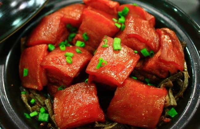 红烧肉的做法