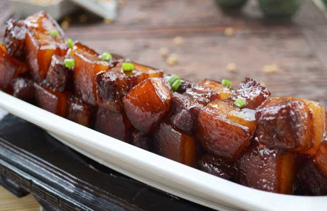 紅燒肉最正宗的做法 - 營養食譜 - 黔農網