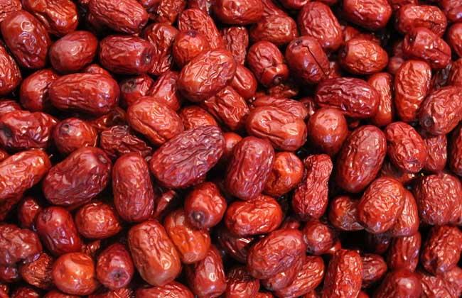 红枣的功效与作用