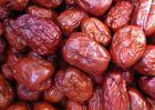 红枣泡水喝的功效