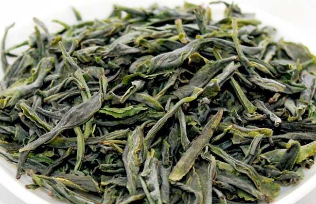 六安瓜片属于六大基本茶类中的图片
