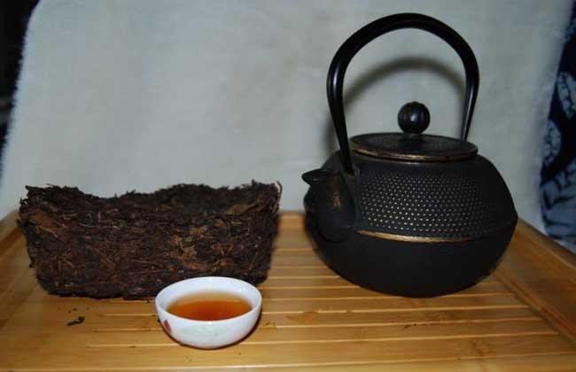 黑茶产地是哪里