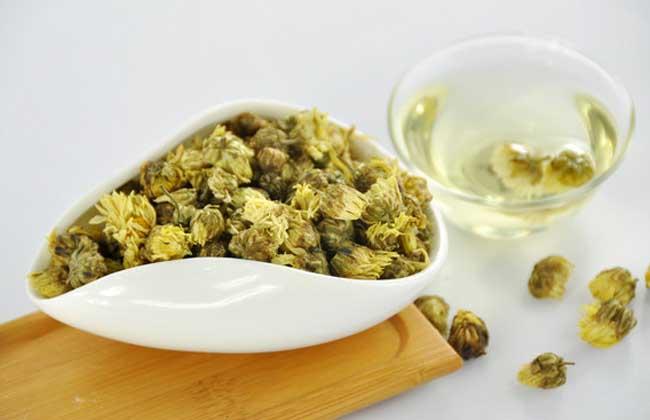 喝菊花茶有什么好处?