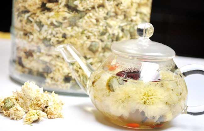 喝菊花茶有什么好处