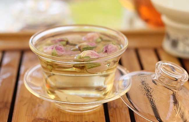 玫瑰花茶的泡法