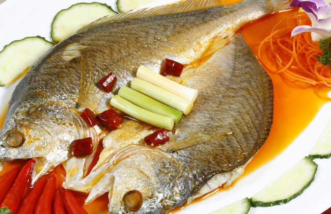 黄花鱼的营养价值