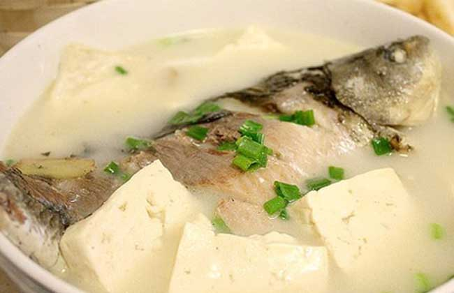 小黄花鱼豆腐汤